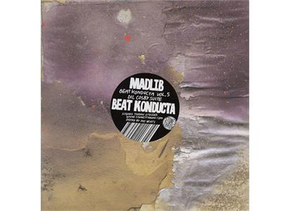 STH2203 Stones Throw  Madlib Beat Konducta Vol. 5 (LP)